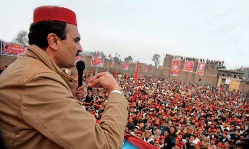 ANP promises new NFC award after coming to power