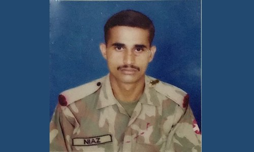 1 soldier martyred in cross-border firing in North Waziristan: ISPR