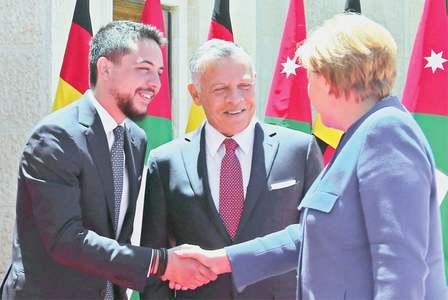 Prince Hussein: Jordan's fast-rising royal heir