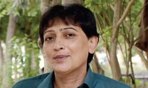 'Only with participation of transgender people will democracy be complete,' says Nadeem Kashish