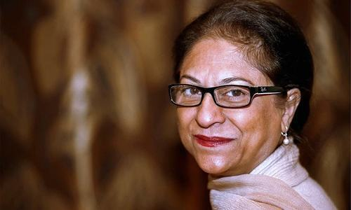 View From Abroad: Remembering Asma Jahangir in London