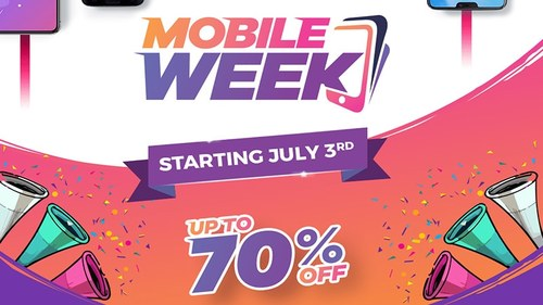 Daraz Mobile Week to kick off this year's biggest sale in July