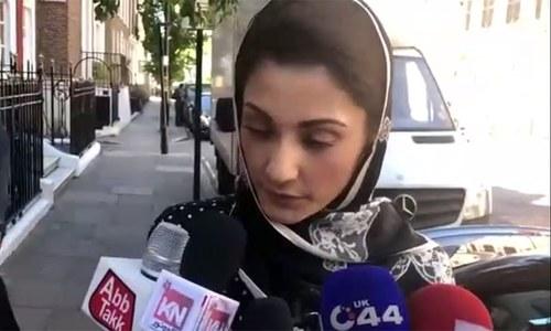 Nawaz will 'definitely' return to Pakistan, says Maryam