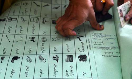Editorial: The ECP must use its enhanced powers to keep electoral tensions in check