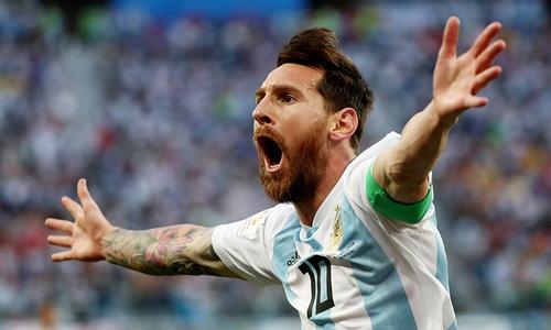 نائجیریا ناکام، ارجنٹائن اور کروشیا کی اگلے راؤنڈ میں رسائی