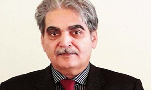 FBR chief transferred amid bureaucracy shake-up
