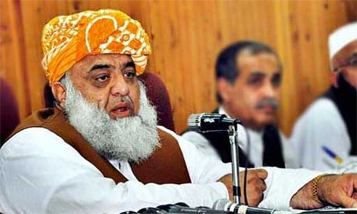Spiritual figure refuses to support JUI-F candidates in Lakki