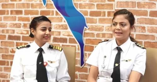 Our sense of achievement overpowers any fear, says PIA's female pilot duo