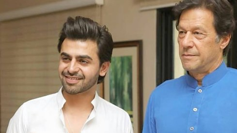 Farhan Saeed talks about producing PTI's anthem for the 2018 elections
