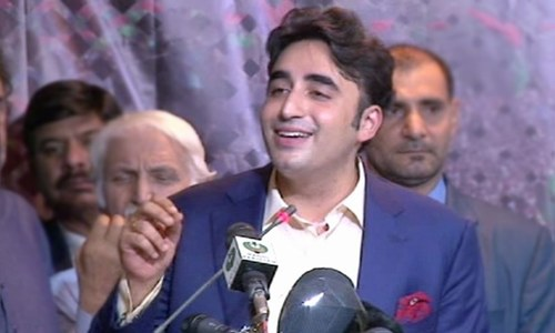 'We have to fulfil BB's promise': Bilawal unveils PPP's election manifesto