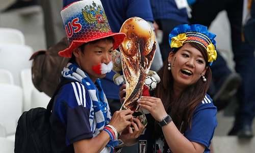 فیئرپلے قانون کی بدولت جاپان ورلڈ کپ کے اگلے راؤنڈ میں، سینیگال باہر