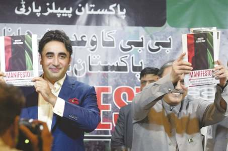 Bilawal says 'censored democracy' not to be accepted