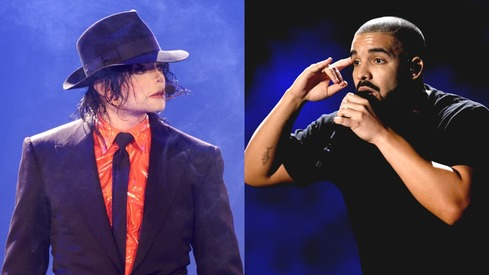 Drake's new album features a duet with the late Michael Jackson
