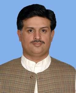 Mir Shabbir Ahmed Bijarani. Photo courtesy: na.gov.pk
