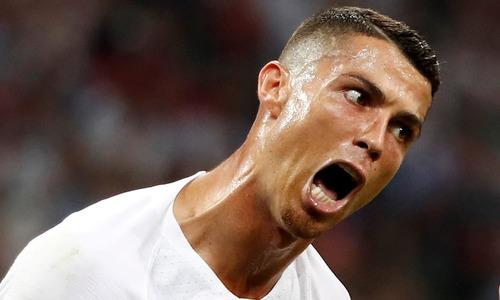 یوراگوئے کی فتح، رونالڈو کی ٹیم بھی عالمی کپ سے باہر