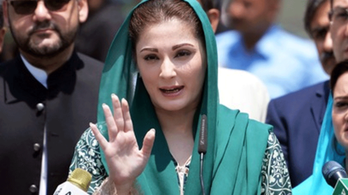 Maryam issued 'pencil' symbol for the constituency she abandoned