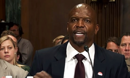 Terry Crews receives support from Brooklyn Nine-Nine co-stars following sexual assault testimony