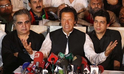 PTI in the summer of discontent