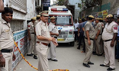 11 members of a family found dead in Delhi