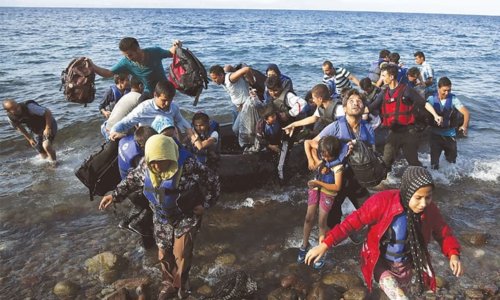 Over 200 migrants drown in three days