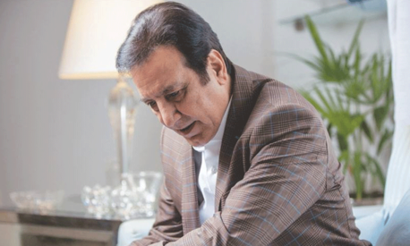 Pakistan's film industry is immature, says Jawed Sheikh on four film releases this Eid