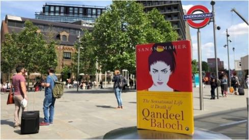 This book has taken Qandeel Baloch to 13 countries