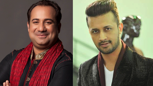 Atif Aslam and Rahat Fateh Ali lend vocals to Namaste England's songs