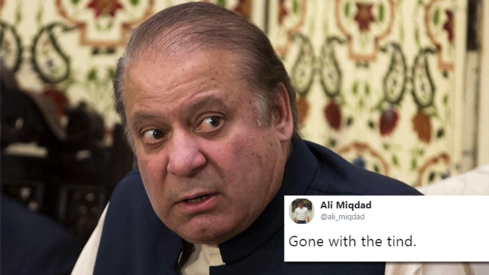 The Sharif family has been found guilty and Twitter's having a ball