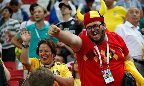 بیلجیئم ورلڈ کپ سیمی فائنل میں پہنچ گیا، نیمار کی برازیل باہر