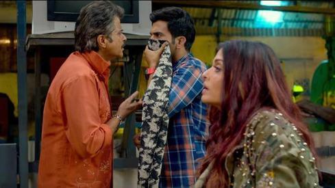 Aishwarya and Anil Kapoor put the spotlight on body shaming in Fanney Khan trailer
