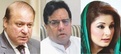 NAB obtains arrest warrants for Nawaz, Maryam and Safdar