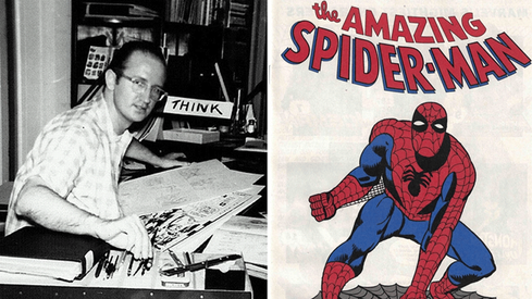 Spider-Man co-creator dies at age 90