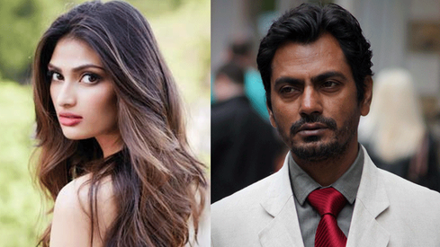 Athiya Shetty and Nawazuddin Siddiqui are coming together for a rom-com