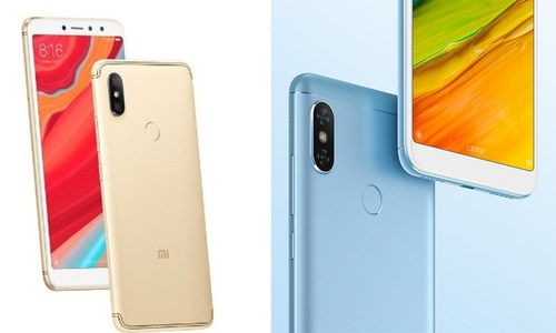 Redmi S2 and Redmi Note 5 launched in Pakistan