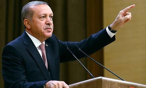 Erdogan assumes greater powers as Turkey's new era begins