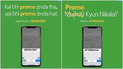 Careem apologises for election themed marketing campaign