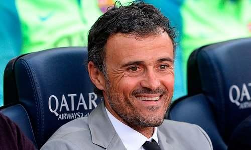 لوئس اینریک اسپین کی فٹبال ٹیم کے نئے منیجر مقرر