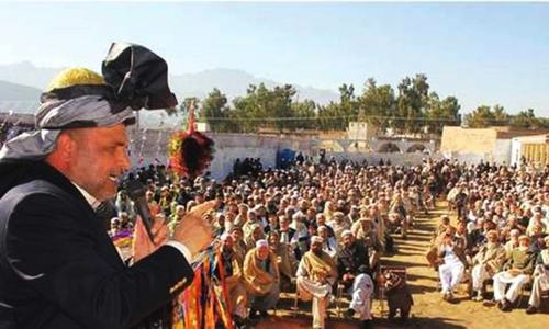 District profile: The situation in Khyber and its changing dynamics