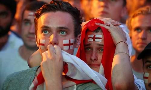 کروشیا پہلی مرتبہ ورلڈ کپ فائنل میں پہنچ گیا، انگلینڈ باہر