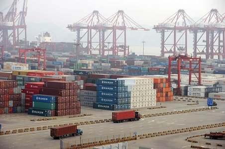 Trade gap hits record $37.7bn