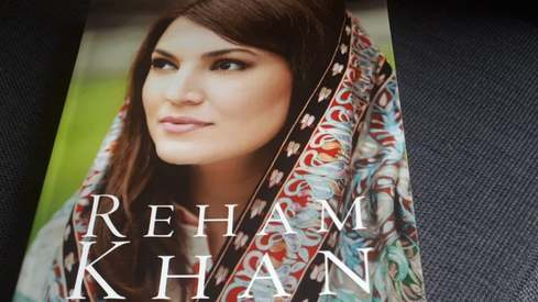 Reham Khan's tell-all biography gets a surprise release on Amazon