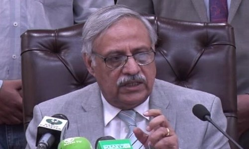 ECP secy says security forces being given same powers as every other election