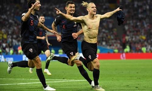 Croatian president can't wait for final