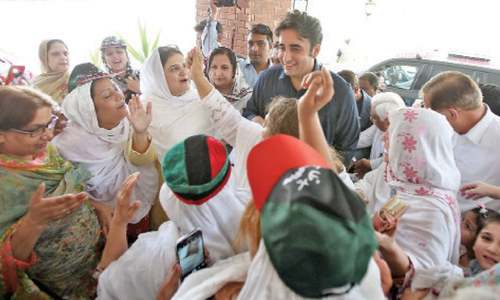 Bilawal blames violence on non-implementation of NAP