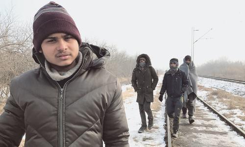 'Will I make it, baji?': Fate of hundreds of Pakistani migrants hangs in limbo