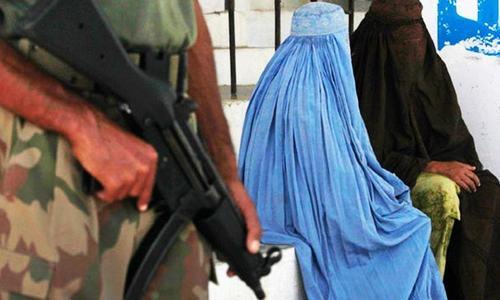 مہمند ایجنسی میں خواتین کیلئے علیحدہ پولنگ اسٹیشنز کا مطالبہ