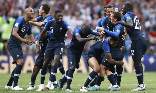 France snatch World Cup glory from Croatia to win second title