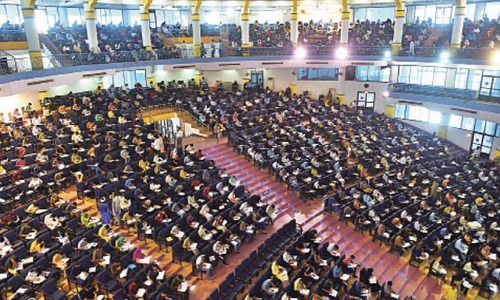 50,000 sit engineering entrance test