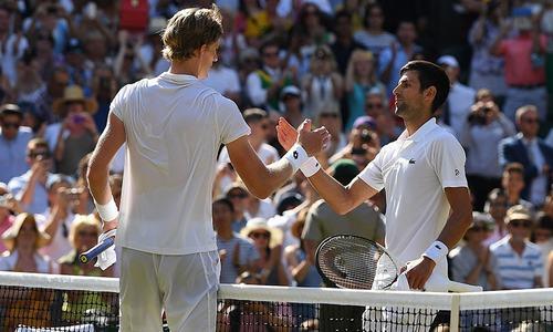 Djokovic wins fourth Wimbledon title and 13th major