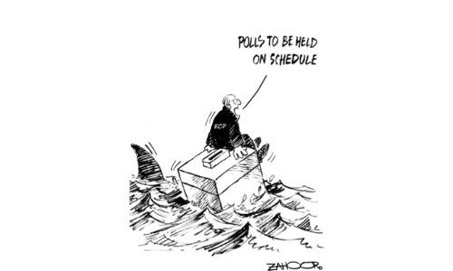 Cartoon: 16 July, 2018